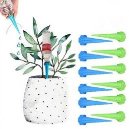 4 sztuk 4 zainstalowane automatyczne podlewanie narzędzia ogrodowe zestaw do nawadniania rośliny doniczkowe kolce rośliny donicz