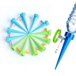 AISN 5 sztuk automatyczne nawadnianie podlewanie Spike dla rośliny kwiat wewnątrz gospodarstwa domowego automatyczny System nawa