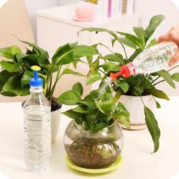 Butelka Top podlewanie ogród roślina zraszacze nasiona wody narzędzia podlewanie zraszacz przenośne gospodarstwa domowego donicz