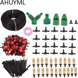 5 M/25 M/30 M ogród automatyczne odlewania System nawadniania kroplowego ogród zestaw do nawadniania regulowany kroplówki w spra