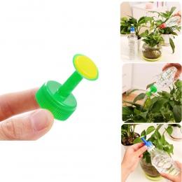 1 Pc z tworzywa sztucznego do domu doniczka podlewania butelka dysza do 3 cm butelka wody dysza do zraszacza rośliny kwiat podle
