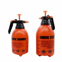 2L/3L pomarańczowy rąk spustu ciśnienia opryskiwacz butelka regulowany miedziana dysza głowy instrukcja kompresji powietrza bute