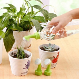 2 sztuk roślin ogrodowych Spray podlewanie dysza do zraszacza głowy przenośne narzędzie opryskiwacze Hot