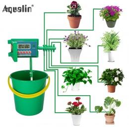Automatyczne Micro Home kroplówki nawadniania nawadniania zestawy systemu zraszacz z inteligentny kontroler do ogrodu, Bonsai do