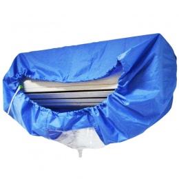 Klimatyzacja pokrywa prania do montażu na ścianie klimatyzator czyszczenia ochronna osłona przeciwpyłowa narzędzie do czyszczeni