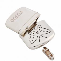 Przenośne urządzenie kieszeni ogrzewacze do rąk wielokrotnego użytku motyl ręczna paliwa cieplej grzałka Ultralight Platinum Sta