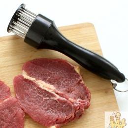 Zawód mięso urządzenie do rozbijania mięsa igła ze stali nierdzewnej narzędzia kuchenne lipca