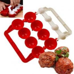 1 pc nowy klops mold making ryby ball Boże Narodzenie kuchnia samo farszu żywności gotowania maszyna piłka narzędzia kuchenne ak