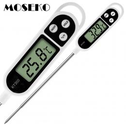 MOSEKO gorąca sprzedaż cyfrowy termometr kuchenny do mięsa mleka wody gotowanie żywności sonda grill elektroniczny termometr pie
