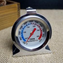 Gorąca sprzedaż 1 sztuk jedzenie temperatura mięsa Stand Up Dial termometr piekarnika ze stali nierdzewnej Gage Gage kuchenka na