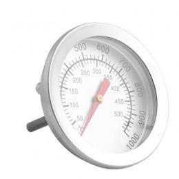 50-500 celsjusza ze stali nierdzewnej grill grill palacz termometr grillowy wskaźnik temperatury