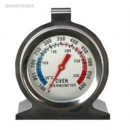 ISHOWTIENDA 1 PC 6*2*7 cm ze stali nierdzewnej strona główna jedzenie mięso Dial ze stali nierdzewnej termometr piekarnika wskaź