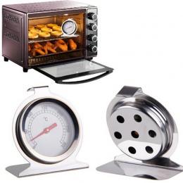 Ze stali nierdzewnej klasyczne Stand Up żywności mięso Dial termometr piekarnika wskaźnik temperatury Gage kuchnia cyfrowy gotow