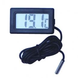 Mini termometr miernik temperatury cyfrowy wyświetlacz LCD termometr strona główna kuchnia gotowanie wewnątrz na zewnątrz