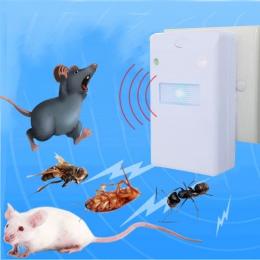 Ultradźwiękowy elektroniczna kontrola szkodników gryzoni szczur mysz odstraszacz myszy mysz odstraszający anty Mosquito odstrasz