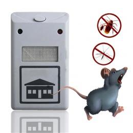 Ue wtyczką amerykańską elektroniczny ultradźwiękowy szczur mysz myszy odstraszacz gryzoni Pest Bug odrzucić Mole komara karaluch