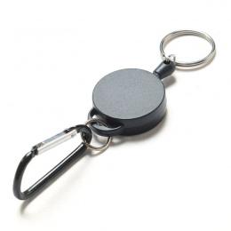 Chowany Pull odznaka bębnowy stopu cynku ABS z tworzywa sztucznego ID nazwa nazwa karta identyfikacyjna odznaka uchwyt na bębnac