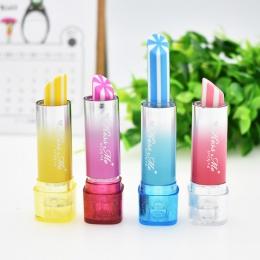 Kreatywny szminki śliczne Kawaii gumy gumka dla dzieci prezent nowość przedmiot biuro szkolne papiernicze uczeń