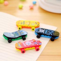 1 paczka/partia piękny ołówek z gumką gumowe kolekcja moda prezent puzzle dla dzieci zabawki Student nauka materiały biurowe