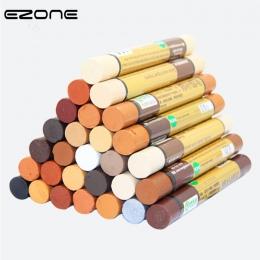 EZONE Urniture farby podłogi naprawy podłóg wosk pastel Scratch Patch marker z farbą drewna kompozytowe materiały naprawcze szko