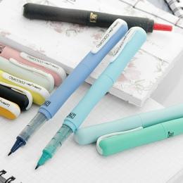 Japonia Kuretake COCOIRO pióro do kaligrafii do napełniania do napełniania kreatywny materiały piśmienne dla uczniów Scrapbookin