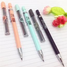 1 PC kreatywny cukierki kolor mechaniczny ołówek 2.0mm Kawaii ołówki do pisania dla dzieci dziewczyny prezent szkolne koreański