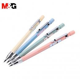 M & G ołówek mechaniczny 2.0mm własnych temperówka 2B ołówek wkłady automatyczny ołówek rysunek szkic materiały biurowe papierni