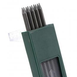 10 sztuk/pudło 2mm 2B HB, czarna, 2.0mm ołówek ołówkowy napełniania 120mm darmowa wysyłka