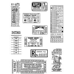 Wyczyść pieczęć numer DIY album z kartami do scrapbookingu papieru rzemiosła silicon rolka gumowa przezroczyste znaczki 810