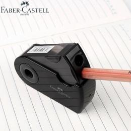 JIANWU FABER-CASTELL push-pull podwójne temperówka pojedynczy otwór podwójny otwór wielofunkcyjne materiały biurowe
