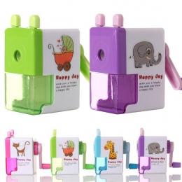FangNymph kreatywny kreskówka wiatrak drżenie rąk temperówka dla dzieci prezent szkolne materiały biurowe