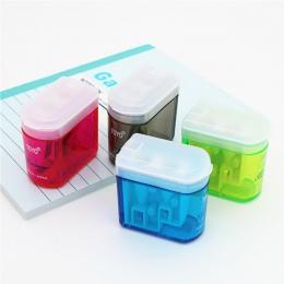 Cukierkowe kolory wysokiej jakości temperówka wykonane w japonii biura lub szkoły biurowe darmowa wysyłka