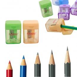 1 PC nowy jasny kolor instrukcja temperówka ręcznie pulpit przenośne narzędzie do domu akcesoria szkoła papiernicze artykuły biu