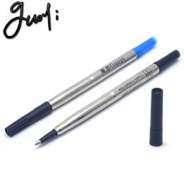 Guoyi Q005 długopis żelowy napełniania 5 sztuk/partia biurowe papiernicze szkolne długopis pisanie długość 1000 m pióro biznesow