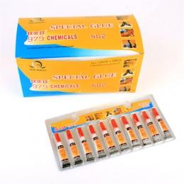 10 sztuk/zestaw płyn Super klej 502 natychmiastowy silny cyjanoakrylowy z tworzywa sztucznego szkła szkoła Bts Craft klej gumowy