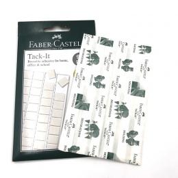Biały 90 sztuk wielokrotnego użytku samoprzylepne gliny dla domu biura szkoły klej usuwalny kit karty Tack to gliny 50g