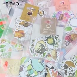 1 worek Cute Cartoon koreański styl dekoracyjne naklejki naklejki samoprzylepne Scrapbooking DIY dekoracji pamiętnik naklejki