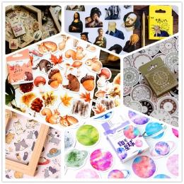 45 sztuk/zestaw kawaii biurowe naklejki creativa piękny birdie wzór pamiętnik szkolne papiernicze boże narodzenie naklejki preze