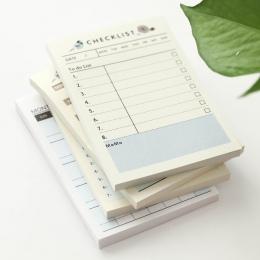 2019 śliczne Kawaii przenośny kieszonkowy Notebook, tygodniowy, miesięczny, książka pamiętnik Agenda dla dzieci codziennie przyb