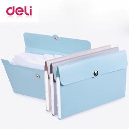 Deli 1 sztuk Folder plików narządów torba A5 organizator box uchwyt na papier Folder na dokumenty wielofunkcyjny do przechowywan