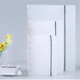 Coloffice kreatywny PP plastikowa teczka matowe zgłoszenia produktu Notebook studenci biurowe książka spoiwa folderu materiały b