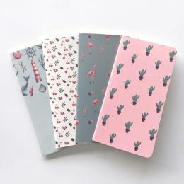 24 arkusze kaktus Flamingo Cherry Planner Notebook lista rzeczy Do zrobienia szkolne materiały biurowe szkolne materiały papiern