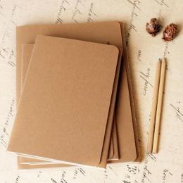 , Skóra bydlęca, papier, Sketchbook Bullet Journal śliczne zeszyt tygodniowy terminarz akcesoria kalendarz biurowy porządku obra