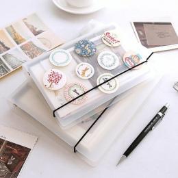 Pcv A5 A6 A7 spirali okładka notesu luźne pamiętnik cewki kołowych do segregatorów, papier do napełniania oddzielne planowanie o
