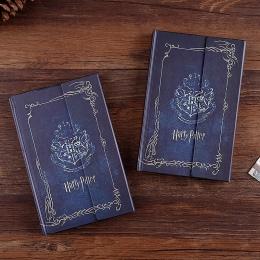 2019 Harry Potter Notebook Planner magia książka pamiętnik z 2020-2021 kalendarz pokrywa dostaw notebooki prezent darmowe zakupy