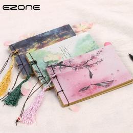 EZONE1PC chiński styl Vintage, pamiętnik Retro notatnik szkicownik artykuły papiernicze artykuły biurowe szkolne planowanie dnia