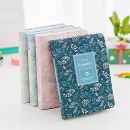 2019 koreański Kawaii, Vintage, kwiat, harmonogram, roczne, pamiętnik, tygodniowy, miesięczny, codziennie Planner organizator, p