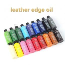 20 kolorów wyboru 30 ml kolorowej farby skórzana krawędź barwnika olejowego zalety oleju krawędziowego