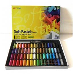 MUNGYO posłowie miękkie pastele 24/32/48/64 kolory materiały do rysowania ART DIY włosy farbowane kolor sprawiają, że w górę