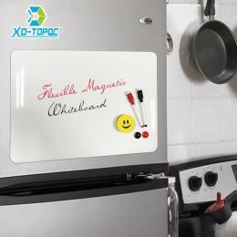 XINDI A3 30*42 cm elastyczny magnesy na lodówkę tablica wodoodporna dzieci rysunek wiadomość pokładzie magnetyczne lodówka Memo